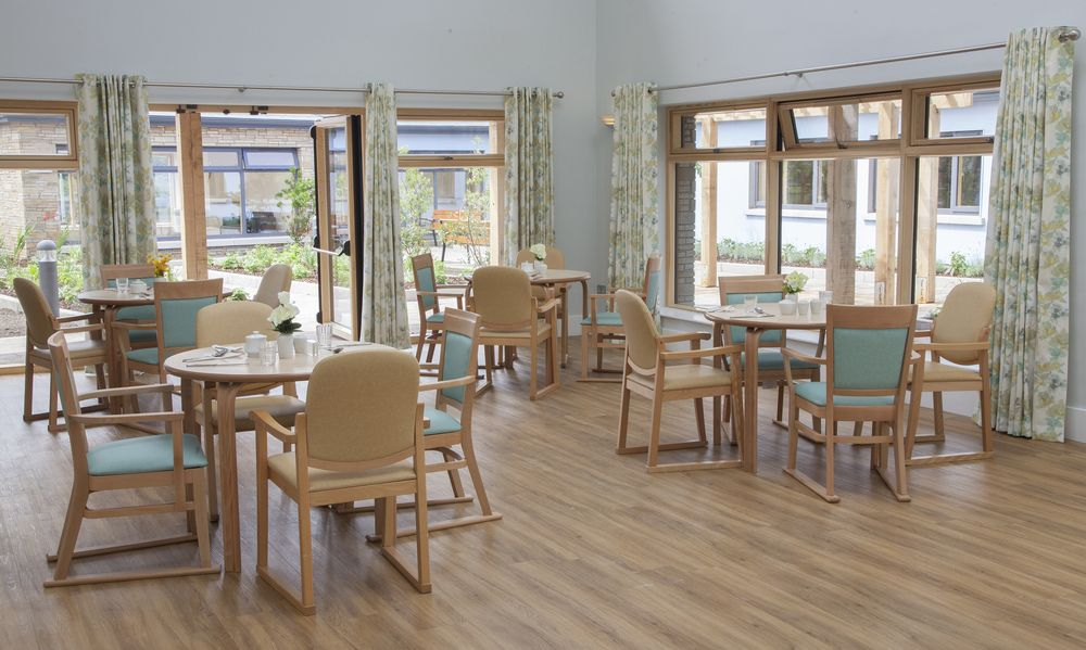 Nursing home meath respite care dundalk drogheda for Nursing home dining room ideas